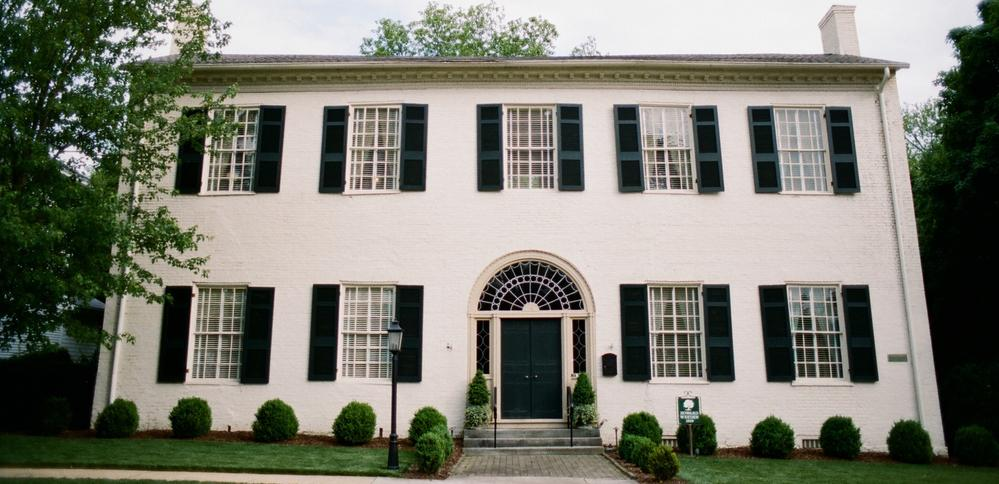 The Weeden House Museum Wedding Event Rentals Guided History