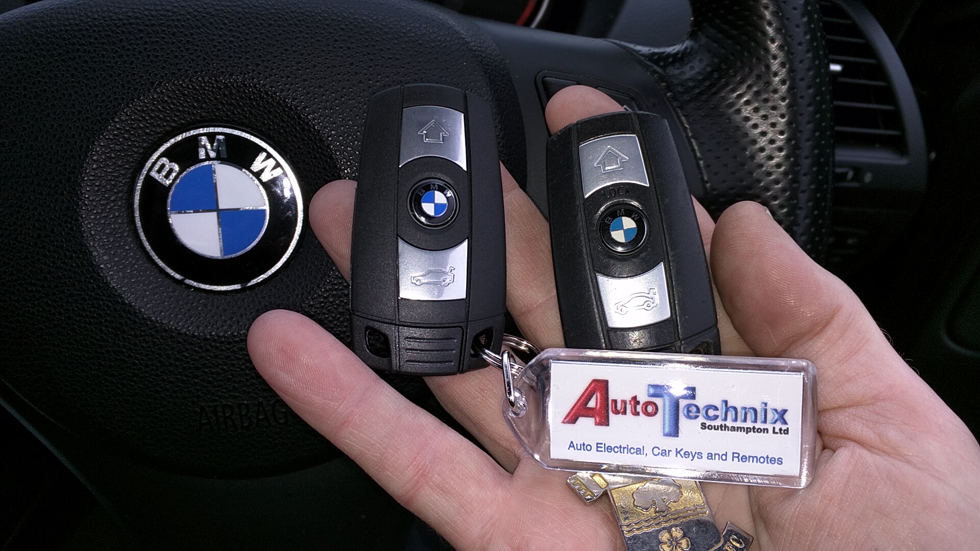 Replacement Car Van Keys Autotechnix Southampton Ltd