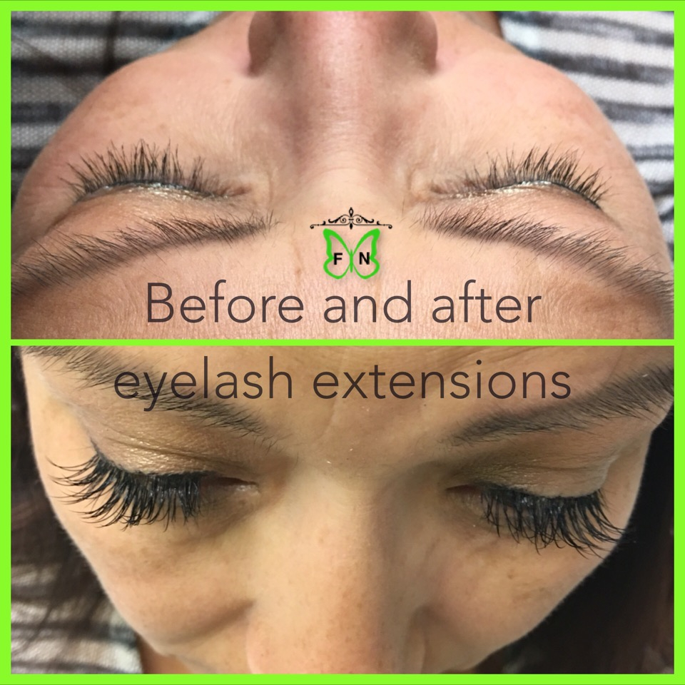 Eyelash Extensionsmicroblading Permanent Makeup 3d Eyebrows Semi