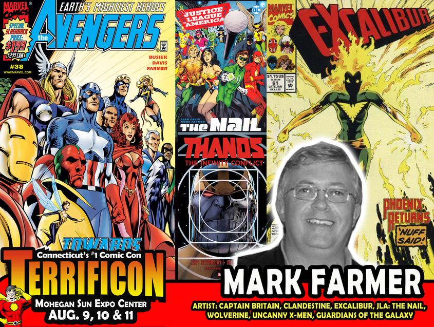 MARK FARMER TERRIFICON