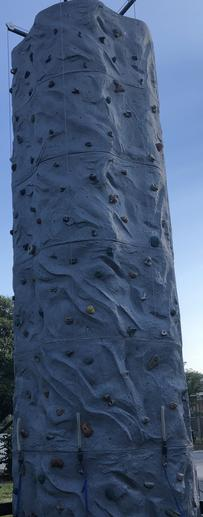 Fort Payne AL Portable Rock Wall Rentals