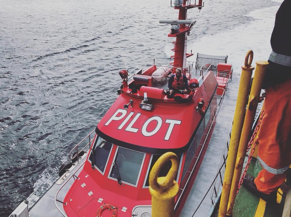 Washington state pilotage