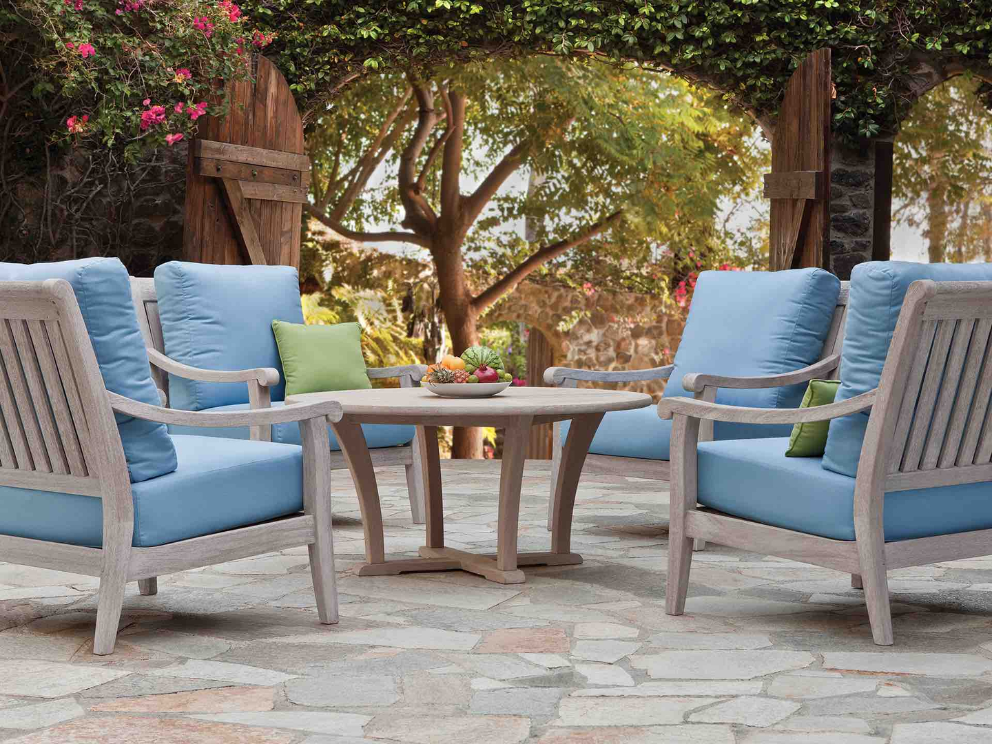 Kospia Farms Jensen Leisure Wood Furniture Products - Ipe outdoor furniture