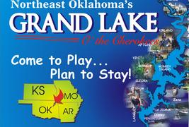 Grand Lake OK souvenirs customize