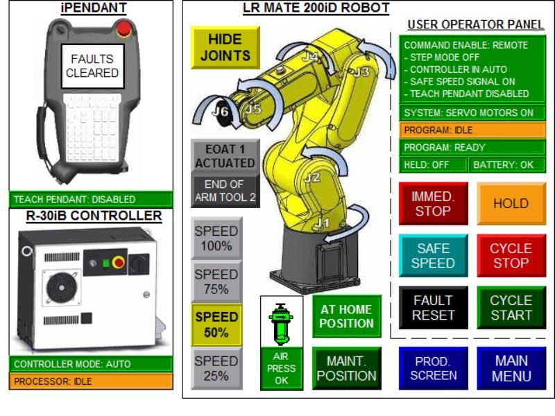 Palladium Control Systems
