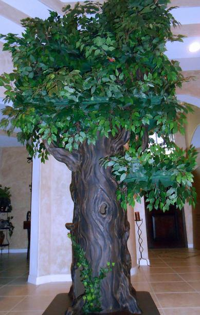Exotic Pet Tree