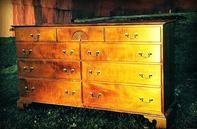 Mule Chest with 9 Drawers