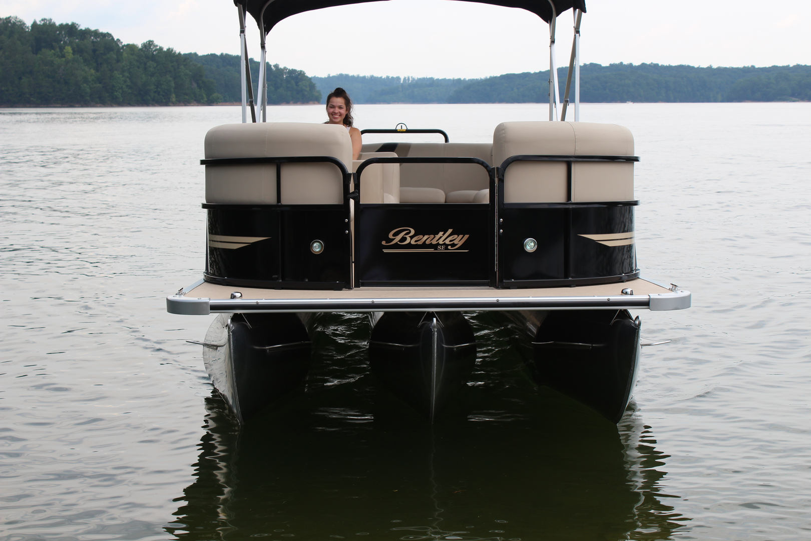 showcase s pontoons bentley camden dealers pontoon new in tn open lounger sale rear season elite marine for