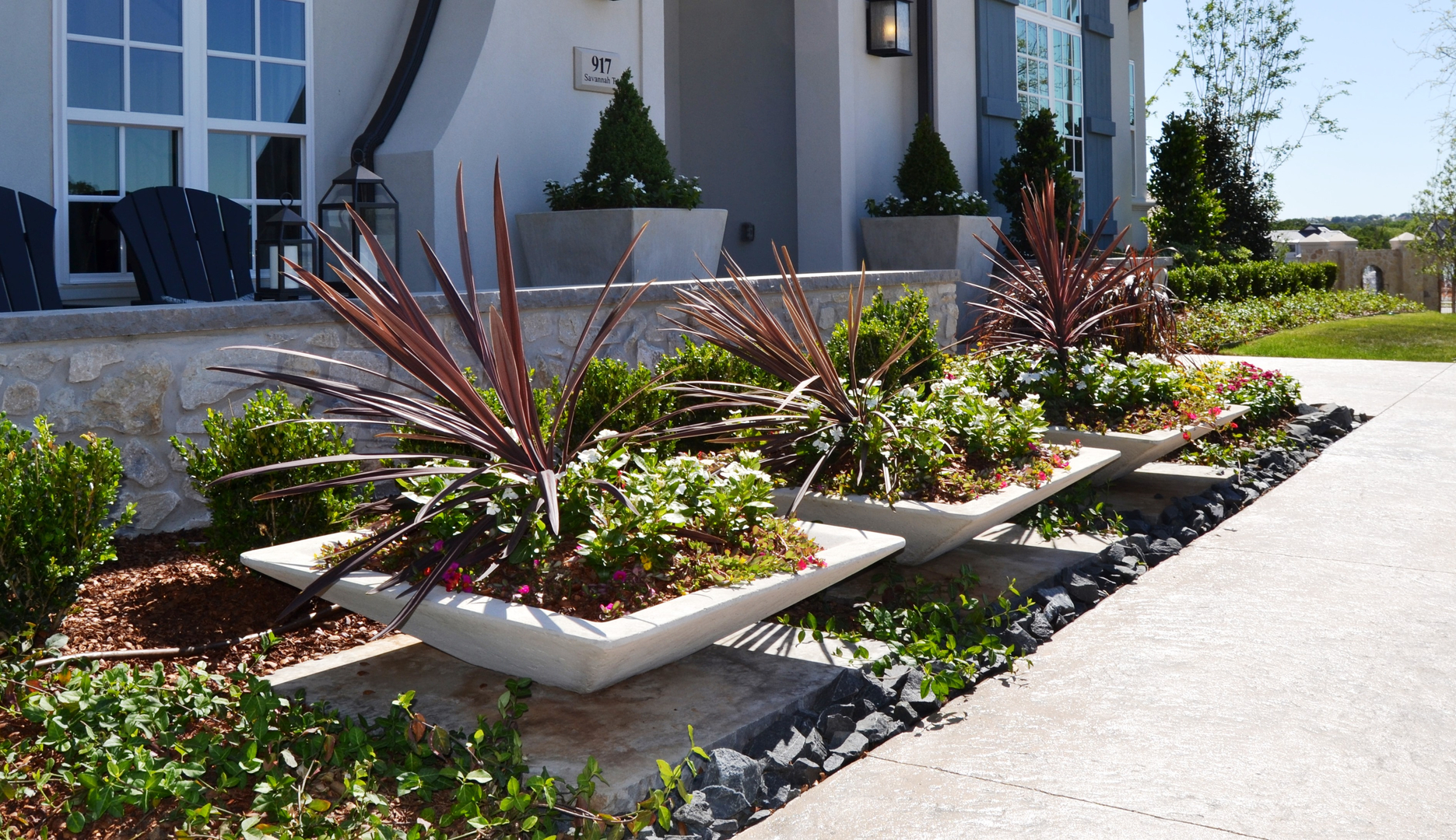 Garden Design Landscaping in Dallas