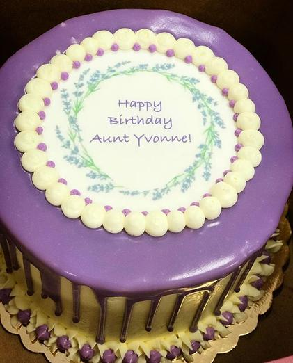 All Occasion Cakes Start Out At 3 Per Serving Price Depends On Design Flavors Fondant Work And If Adding Cookies