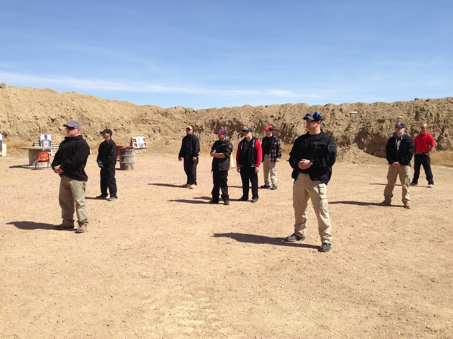 Security Training, Firearms Training - Tactical Elite