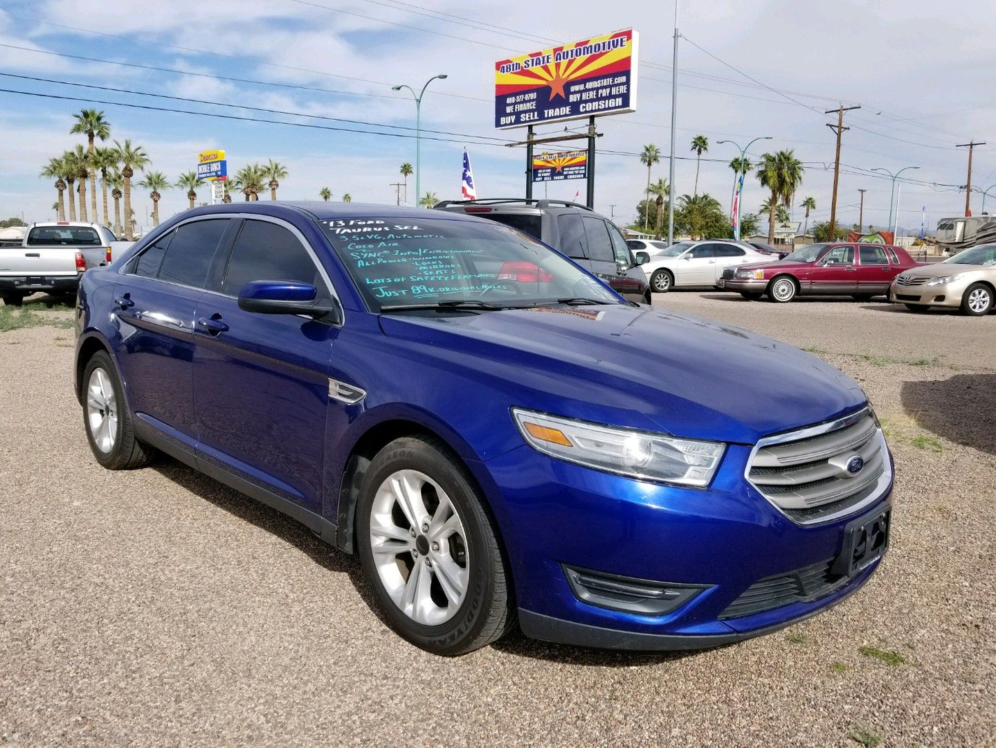 Used Car Dealerships In Mesa Az >> Used Cars In House Financing 48th State Automotive Mesa Az