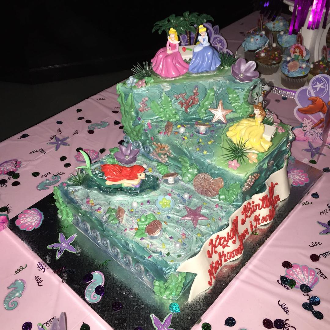 Girls Birthday Cakes Female Birthday Cakes Puertorrican Cake