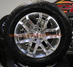 2019 GMC takeoff wheels tires silverado tahoe suburban