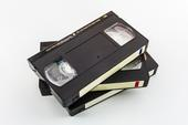 vhs front view