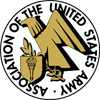 Association of United States Army logo