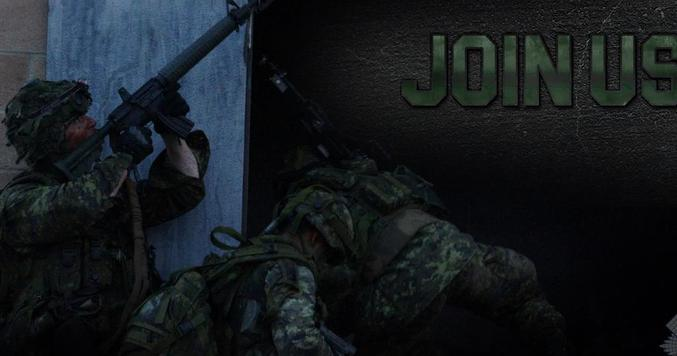 how to join the army in canada