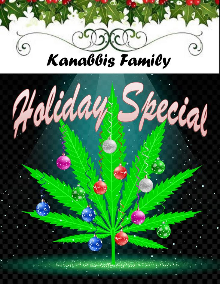 Kanabbis Family Holiday Special ticketing