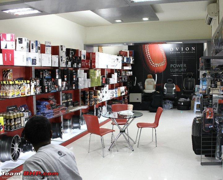 car accessories showroom in bangalore driverlayer search engine. Black Bedroom Furniture Sets. Home Design Ideas
