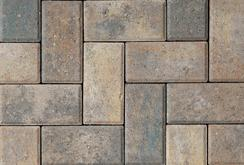 Unilock Concrete Hollandstone Paver in Sierra Color