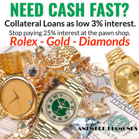 Antwerp Diamonds of Roswell Georgia - We Buy Gold, Diamonds and Rolex Watches