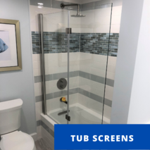Tub Screens Tub Shower Door Tub Enclosure