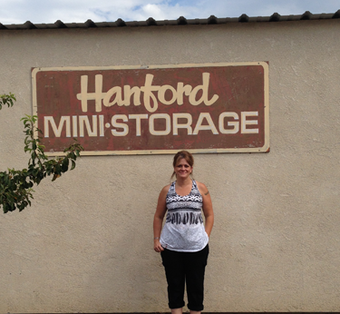 Self Storage Units Hanford Ca 93230 Manager