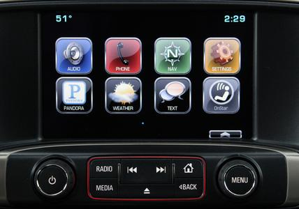 2014 2015 gm truck navigation upgrade