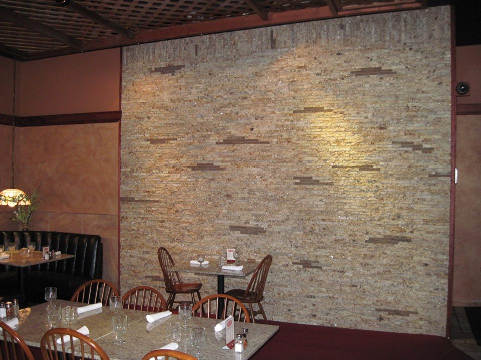 Accent Wall Ecogranite Wall Art