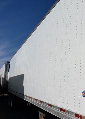 2007 Utility Trailer Insulated Box Only