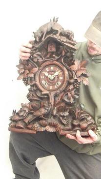 Buy Unique Black Forest Cuckoo Clocks
