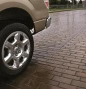 Unilock Driveway Paver Eco-line Permeable Pavement