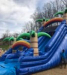 Inflatable Slide Rentals Cleveland TN