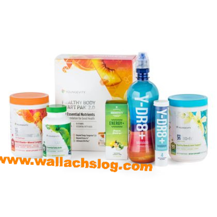 Aquagevity Healthy Body Start Pak 2.0
