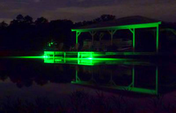 hydro glow dock lights underwater fish attraction lighting