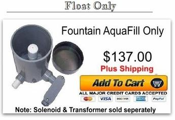 Fountain AquaFill (Float Only)
