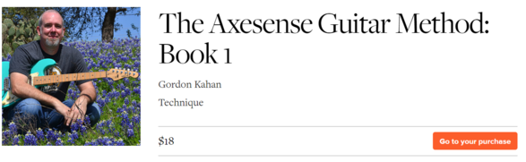 The Axesense Gutiar Method, available on Soundslice.com