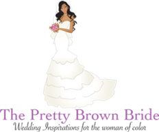 the pretty brown bride featured wedding photographer