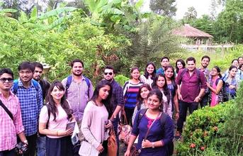 School College University Students Botany Excursion