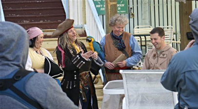 Charleston Pirate Tours on Lifetime Network