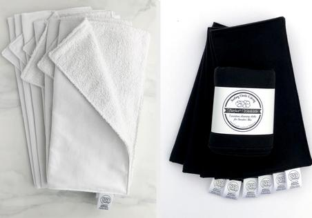 Softest facial cloths for gentle washing - Fairface Packages and Combo Sets