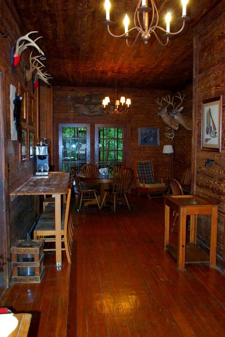 Alabama Hunting Lodge