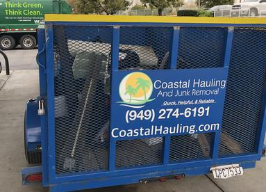 Junk Removal Oceanside