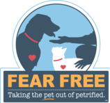 Victoria Blais Fear Free Pets Level 3 Certified