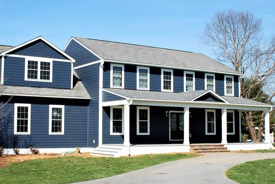 Siding Contractor Services - James Hardie Siding