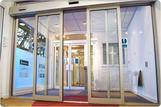 commerial automatic sliding door