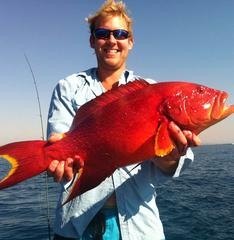 Boat Hire - Fishing Red Emperor