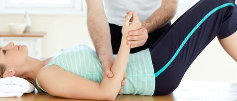Manual Therapy Stretching