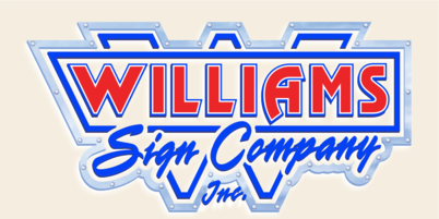 Memphis Signage, Sign Fabrication, Sign Installation, Electronic Message Centers, Signs Mid South, Channel Letters, LED, Neon, Lighted Signs, Williams Signs, w-signs.com, Custom Signs, Site Surveys, Permitting, Service, Monument Signs, High Rise Installs, Project Management, Maintenance Calls