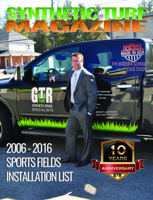 Synthetic Turf Magazine USA Edition